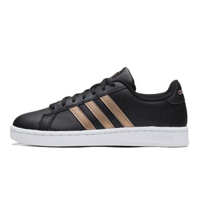 adidas/阿迪达斯女款neoGRANDCOURT休闲鞋F36486