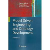 【预订】Model Driven Engineering and Ontology Development