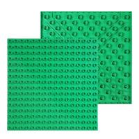 积木双面大颗粒积木底板公路底板拼插积木底板3-6岁儿童