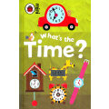Early Learning: What's the Time? 早教系列:几点了? ISBN 9781409301776