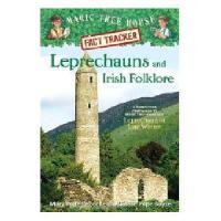 英文原版儿童书Leprechauns and Irish Folklore: A Nonfiction Companio