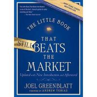 【预订】The Little Book That Still Beats The Market