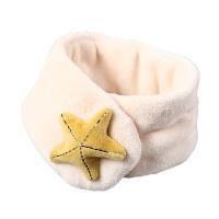 儿童围脖秋冬1-2岁男宝宝围巾保暖加厚春秋女童婴儿围巾套脖冬季