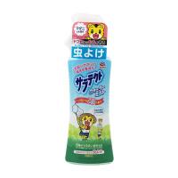 日本安速 天然户外防蚊虫叮咬驱蚊喷花露水-樱花香味 200ml