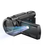 Sony/索尼 FDR-AXP35 4K数码摄像机 高清家用/婚庆 内置投影夜摄
