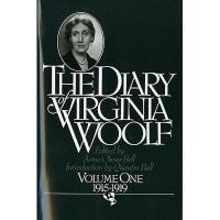 【预订】The Diary of Virginia Woolf: Vol. 1, 1915-1919