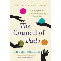 【预订】The Council of Dads: A Story of Family, Friendship