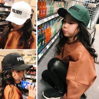 儿童棒球帽子潮韩版宝宝鸭舌帽男童女童男孩太阳帽遮阳帽