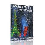 Madeline's Christmas 玛德琳的圣诞节 廖彩杏推荐英文原版绘本