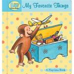 【正版全新直发】My Favorite Things 我喜欢的东西 H. A. Rey(H・A・雷伊) 9780547
