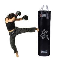 吊式专业体育健身家用拳击沙包 空心散打PU拳击沙袋