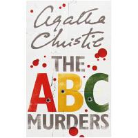 英文原版小说 ABC Murders ABC谋杀案 阿加莎侦探系列