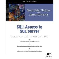 【预订】Access SQL to SQL Server Desktop Edition and Beyond