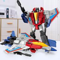 红蜘蛛飞机机器人赛博坦G1手办模型合金变形玩具金刚5