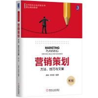 营销策划:方法、技巧与文案 第3版