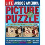【预订】Life Across American Picture Puzzle