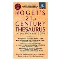 【现货】英文原版 罗杰斯21世纪辞典 简装小开本 便携版 Rogets 21st Century Thesaurus 第三版