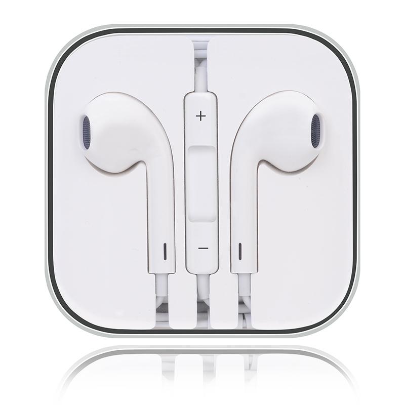 耳塞通用iPhone6/plus/6s苹果7手机8X耳机入耳式5s