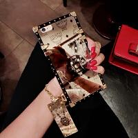 oppor9s手机壳全包女款防摔r9plus硅胶套创意奢华兔欧美r11个性
