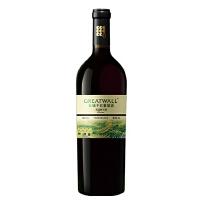 长城 158/瓶 长城金钻白标优选解百纳干红葡萄酒 750Ml