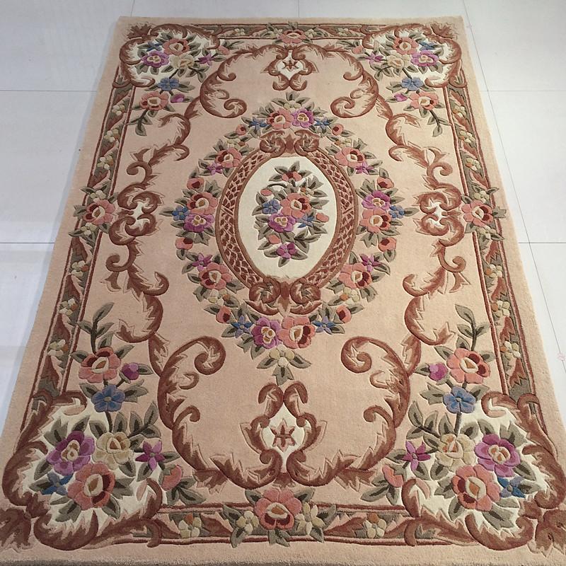 欧式客厅地毯卧室满铺床边地毯 沙发茶几地毯