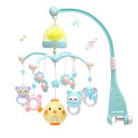 音乐旋转床头铃床挂摇铃3-6-12个月玩具床铃0-1岁宝宝