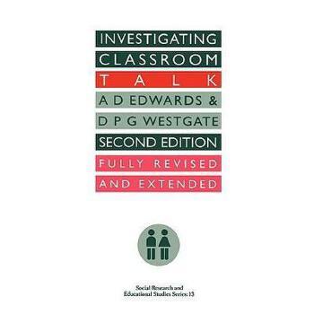 【预订】Investigating Classroom Talk Y9780750703253 美国库房发货,通常付款后3-5周到货!