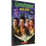英文原版 鸡皮疙瘩 电影原著小说书 Goosebumps Movie Novel