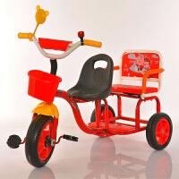 儿童三轮车脚踏车1-2-3-5岁手推车宝宝自行车音乐玩具车男女小孩童车