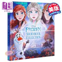 【中商原版】冰雪奇缘故事合集Frozen 英文原版 迪士尼 4~8岁文学