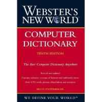 【预订】Webster'S New World Computer Dictionary, 10Th