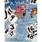 【预订】A Year at Santa's Workshop