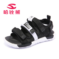 哈比熊童鞋儿童凉鞋男儿童沙滩鞋男童凉鞋2018新款韩版男童沙滩鞋