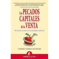 【预订】Los Pecados Capitales de la Venta: 40 Errores A