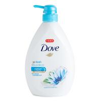 港版多芬(Dove)沐浴露薄荷莲花沐浴露1000ml 9980/3063