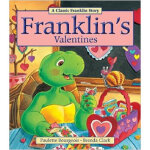 【正版直发】Franklin's Valentines Paulette Bourgeois,Brenda Clark