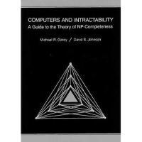【预订】Computers and Intractability: A Guide to the Theory