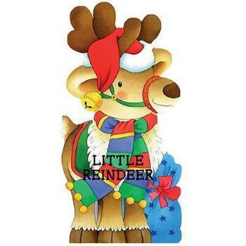 【预订】Little Reindeer Y9780764164507 美国库房发货,通常付款后3-5周到货!