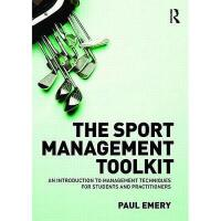 【预订】The Sports Management Toolkit