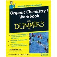【预订】Organic Chemistry I Workbook For Dummies