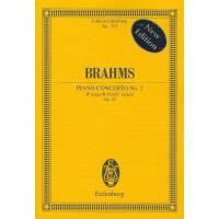 【预订】Brahms: Piano Concerto No. 2
