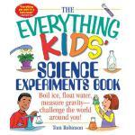 【预订】The Everything Kids' Science Experiments Book: Boil Ice