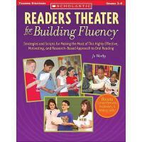 【预订】Readers Theater for Building Fluency: Strategies and