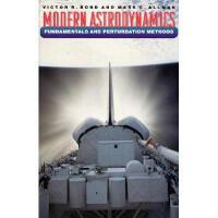 【预订】Modern Astrodynamics: Fundamentals and Perturbation