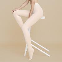 秋冬款高腰裸感连脚打底裤袜女双层光腿美腿神器加绒加厚防勾丝袜