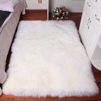 客厅地毯茶几垫加厚羊毛地毯地垫满铺卧室床边毯飘窗羊皮沙发垫