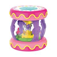 儿童玩具拍拍鼓音乐电动手拍鼓可充电宝宝益智0-6-12个月