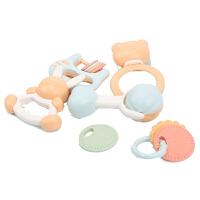 婴儿手摇铃新生儿宝宝早教益智牙胶玩具
