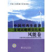中国可再生能源发展战略研究丛书 风能卷