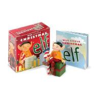 【预订】Wee Little Christmas Elf [With Elf Figurine]